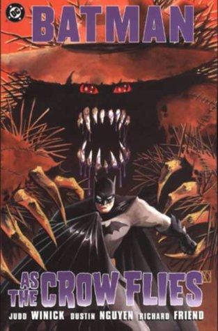 9781840239140: Batman: As The Crow Flies