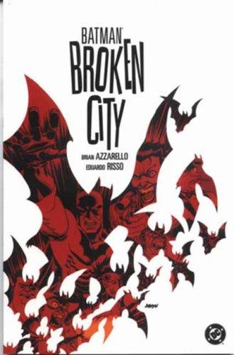 9781840239225: Batman: Broken City