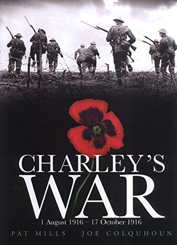 Charley's War 1 August 1916-17 October 1916: 1 August-17 October 1916: Mills, Pat
