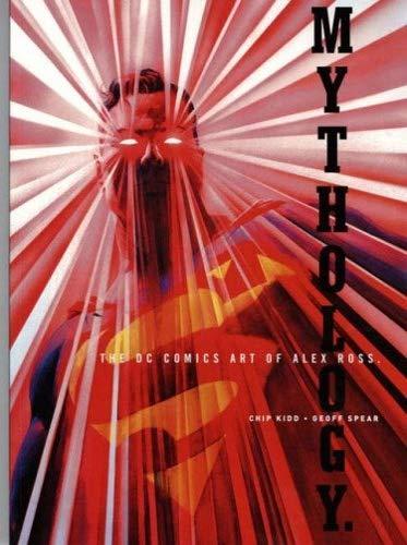 9781840239416: Mythology: The DC Comics Art of Alex Ross