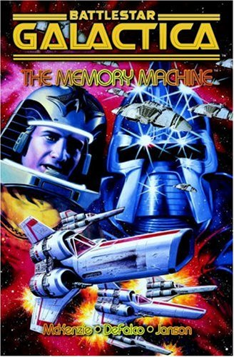 9781840239454: Battlestar Galactica: The Memory Machine