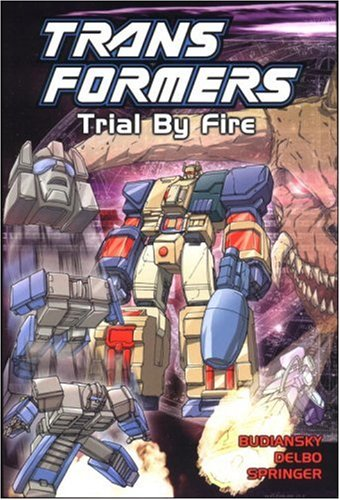 9781840239508: Transformers: Trial by Fire (Transformers S.)