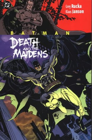 9781840239515: Batman: Death and the Maidens