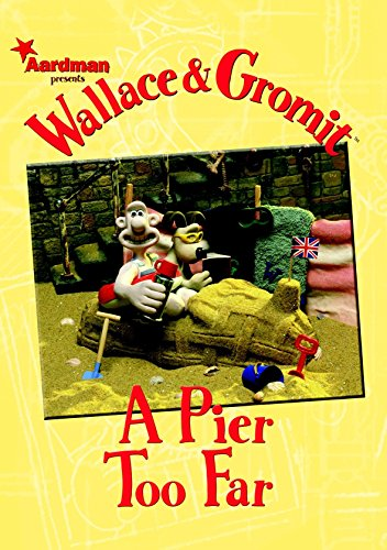 9781840239539: Wallace and Gromit: Pier Too Far (Wallace & Gromit Comic Strip Books (Hardcover))