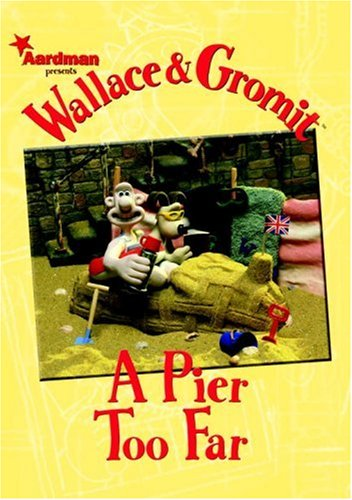 9781840239584: Wallace and Gromit: Pier Too Far (Wallace & Gromit Comic Strip Books)