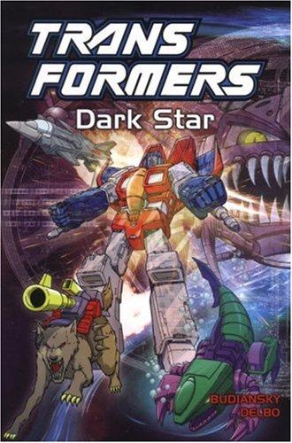 9781840239607: Transformers, Vol. 9: Dark Star