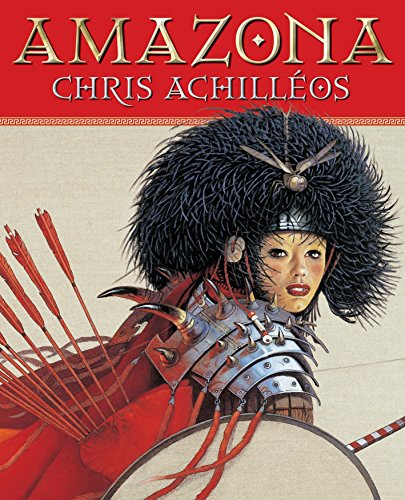 9781840239676: Amazona: The Art of Chris Achilleos (Book Club Edition)
