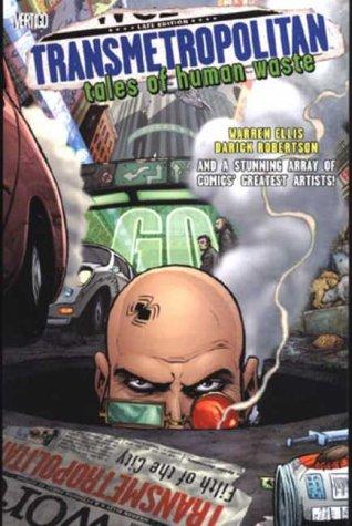 9781840239874: Transmetropolitan: Tales of Human Waste