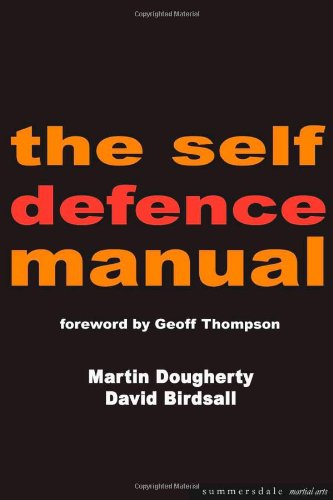 9781840242270: The Self-defence Manual (Summersdale martial arts)