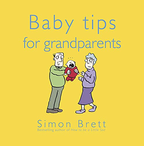 9781840244908: Baby Tips For Grandparents