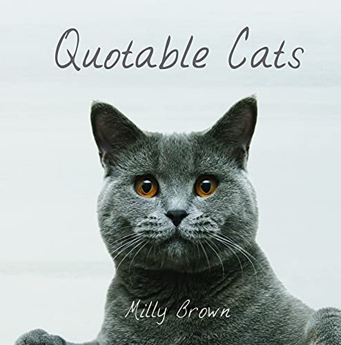 9781840245363: Quotable Cats