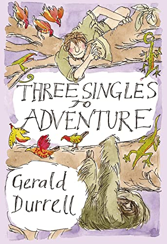 9781840247183: Three Singles to Adventure: An Expedition to Guyana (Revival)