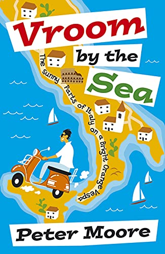 Vroom by the Sea (**autographed**): Moore, Peter