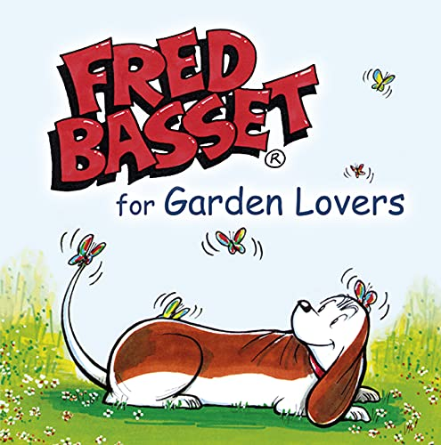 9781840247794: Fred Basset for Garden Lovers