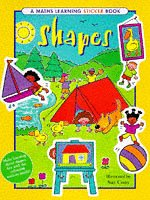 9781840280074: Shapes (Mathematics Learning Sticker Books)
