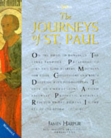 9781840280272: The Journeys of St. Paul (Living Bible)