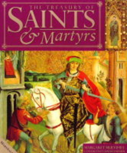 9781840282054: The Treasury of Saints and Martyrs