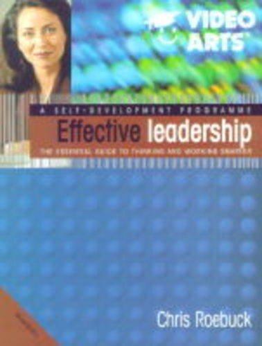 9781840282405: Leadership and Teamwork (Video Arts Self-development Programme)