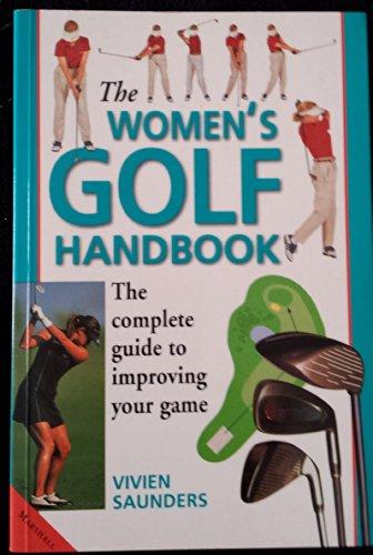9781840283150: The Women's Golf Handbook (Handbooks)