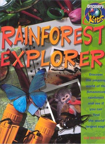 9781840284829: Rainforest Explorer (Discovery Kids)