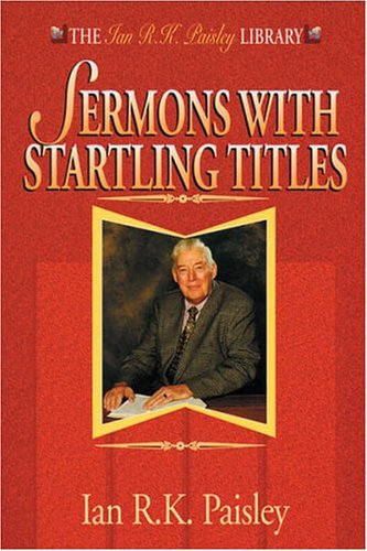 9781840300482: Sermons with Startling Titles