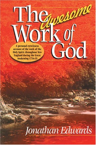 9781840300802: The Awesome Work of God