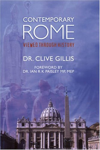 9781840301403: Contemporary Rome Viewed Through History