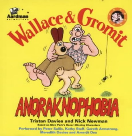 9781840323016: Wallace and Gromit: Anoraknophobia