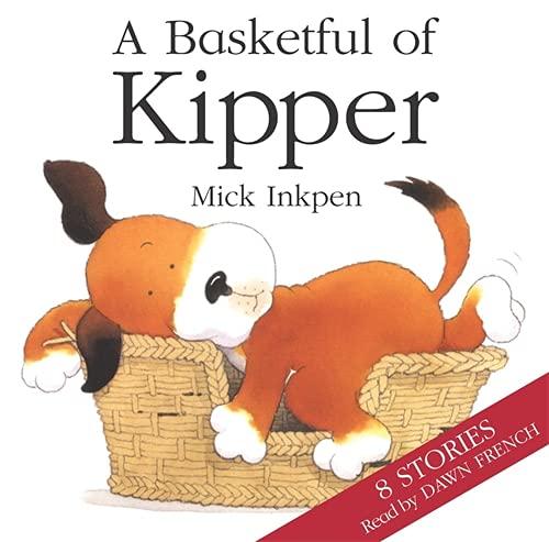 9781840326918: Basketful of Kipper 8 Stories Single CD