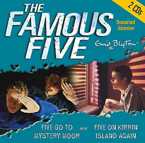 9781840326970: 2. Five Go to Mystery Moor & Five On Kirrin Island Again