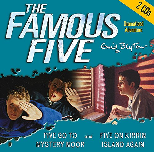 9781840326970: Five Go to Mystery Moor