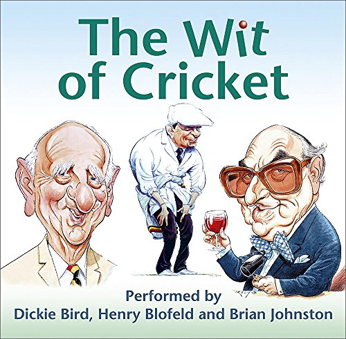 9781840328332: The Wit of Cricket