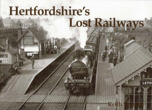 Hertfordshire's Lost Railways: Scholey, Keith