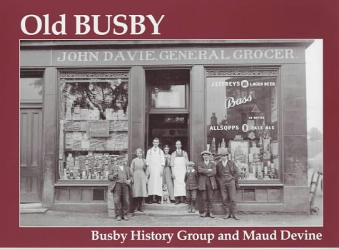 Old Busby: Maud; Busby History