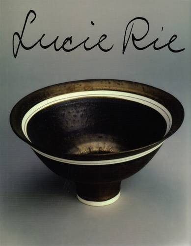 Lucie Rie (9781840334487) by Tony Birks