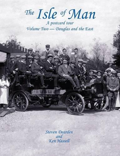9781840335279: The Isle of Man - A Postcard Tour: V. 2: Douglas and the East