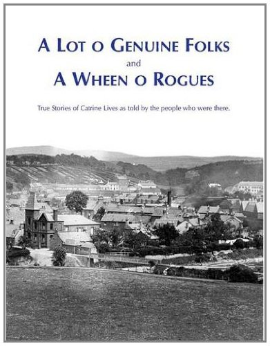 A Lot O Genuine Folk and a Wheen O Rogues: Stenlake, Richard