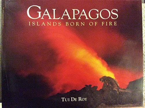 9781840370393: Galapagos: Islands Born of Fire