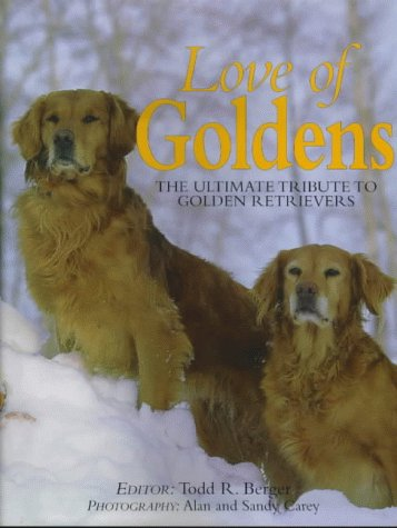 9781840370461: Love of Goldens
