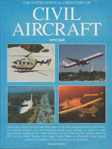 9781840371185: The International Directory of Civil Aircraft 1999-2000