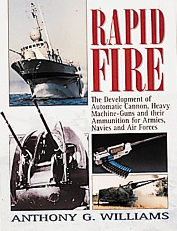 RAPID FIRE: Williams, Anthony G.