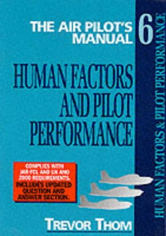 the benefits of the new human factor solutions of the general aviation pilot Military aviation operations present numerous unique aerospace medicine and human aerospace medicine in general aviation the aerospace medical association.