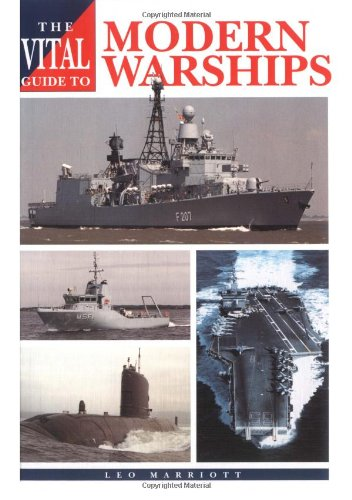 9781840371772: Modern Warships (Vital Guide)
