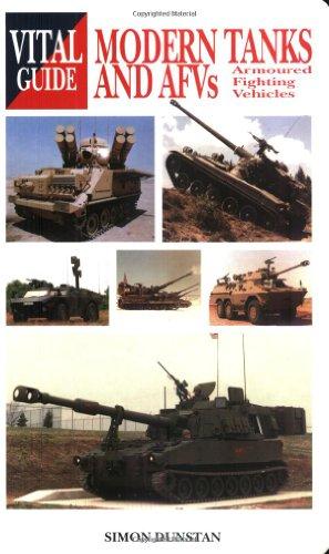 9781840371901: Modern Tanks & AFVs (Vital Guide)