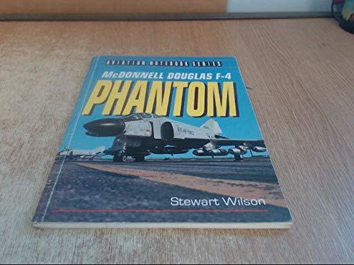 9781840372168: McDonnell Douglas F-4 Phantom (Aviation Notebook)