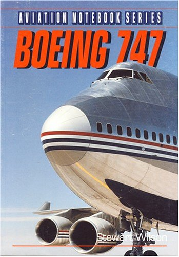 9781840372175: Boeing 747 (Aviation Notebook)