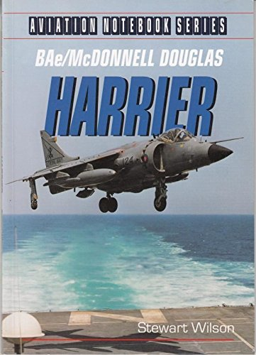 9781840372182: BAe/MDC Harrier (Aviation Notebook)