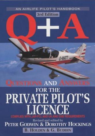 private pilot license books pdf