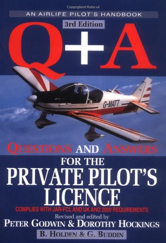 9781840373066: Q + A: Questions and Answers for the Private Pilot's Licence (Air Pilot's Manual)