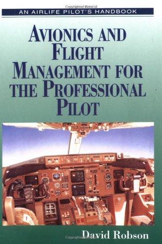 9781840373318: Avionics and Flight Management for the Professional Pilot (Trevor Thom manuals)